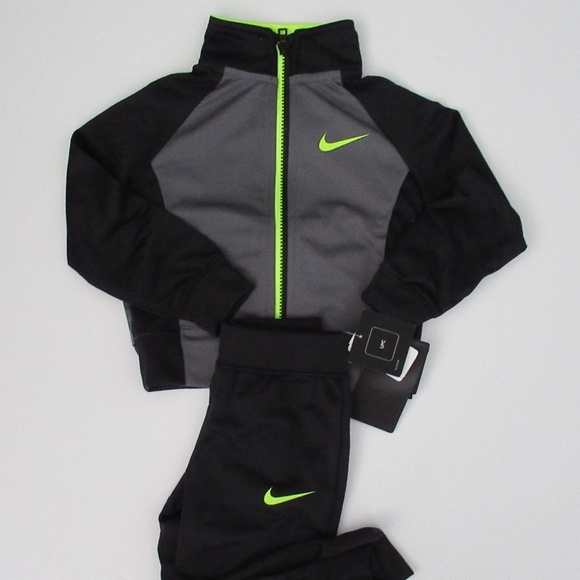 022f2af9b9 Nike Matching Sets | Nwt 2pc Colorblock Jacket Pants Set 22t New ...